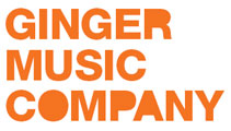 Ginger Music Company Logo