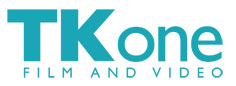 TK one (High quality film and video transfers) Logo