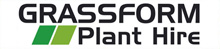 Grassform Plant Hire Ltd Logo