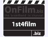 1st4film (UK Camera crews - North of England) Logo