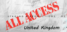 All Access Staging & Productions Ltd Logo