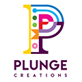 Plunge Productions Prop Maker Logo