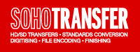 Soho Transfer Logo