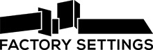 Factory Settings Ltd Logo