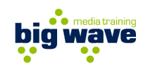 Big Wave Media Training Ireland and Northern Ireland Logo