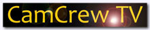 CamCrew.TV Camera Crew London Logo
