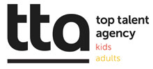 TOP TALENT AGENCY (Child Models & Actors) Logo
