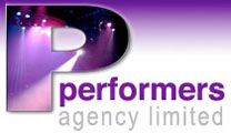 Performers Agency Ltd Logo