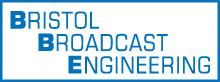 BBE Bristol Broadcast Engineering Ltd Logo