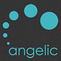 Angelic Films Digital Video Production Company High Wycombe Logo