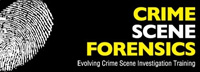 crimesceneforensics CSI for film and TV production Logo