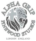 Alpha Grip (TV Grip Equipment) Logo