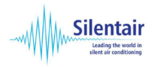 Silentair Systems Air Conditioning Logo