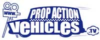 Prop Action Vehicles Logo