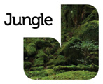 Jungle Music Logo