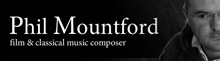 Phil Mountford Film & Classical Music Composer Logo