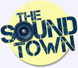 The Sound Town Logo