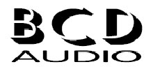 BCD Broadcast Audio - BCD Audio (Acrone LTD) Logo