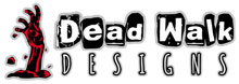 Dead Walk Designs Scenery & Set - Construction & Design Logo