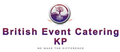 British Event Catering Logo