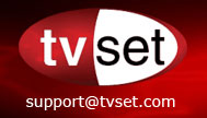 TV Set Broadcast Equipment Repair Logo