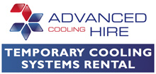 Advanced Cooling Hire Logo