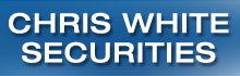 Chris White Securities Logo