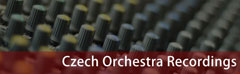 Czech Orchestra Recordings Logo