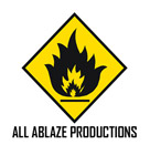 All Ablaze Productions Logo
