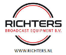 Richters Broadcast Equipment B.V. Logo