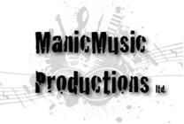 Manic Music Productions ltd Logo