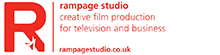 Rampage Studio Video Production Logo