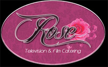 Rose Television and Film Catering Logo