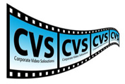 Corporate Video Solutions (Glasgow Scotland) Logo