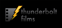 Thunderbolt Video Production Logo