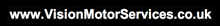 Vision Motor Vehicles hire for Film & Television Logo