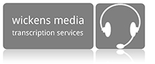 Wickens Media Transcription Script Services Logo