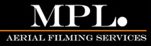 MPL - Aerial Filming Services Logo