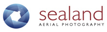 Sealand Aerial Photography Logo