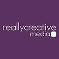 Really Creative Media  (Live Event Production Company) Logo