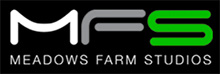 Meadows Farm Studios Aerial filming Logo
