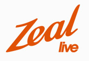 Zeal Live Event Production Logo