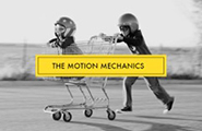 The Motion Mechanics Logo