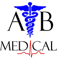 A B Medical Services (UK) Limited Logo
