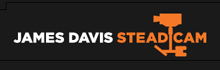 James Davis Steadicam Logo