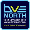 BVE North 2013 12th-13th November Logo