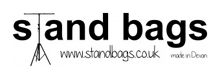 Standbags Camera support Sand Bags Logo