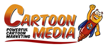 Cartoon Media Ltd.- Explainer Promotional Videos & Training Videos Logo