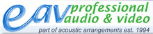 EAV Pro Audio and Video