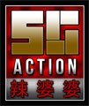 SG Action - Martial Arts Performers Logo